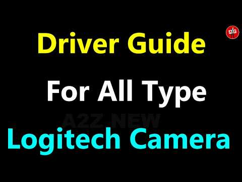 How TO Install C270,c310,c920  | All Logitech Webcam Driver | Logitech Software Download In Windows