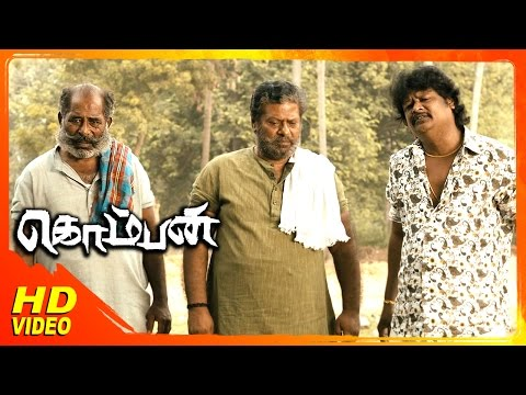 Komban Tamil Movie | Scenes | Rajkiran Decides Karthi As His Son In Law | Lakshmi Menon