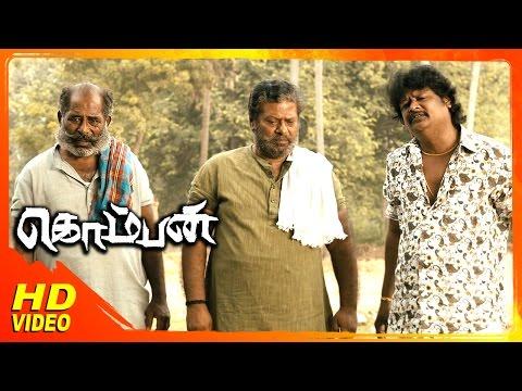Komban Tamil Movie | Scenes | Rajkiran Decides Karthi As His Son In Law | Lakshmi Menon