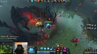 Next Level Stealing Aegis From Your Team   Dota 2