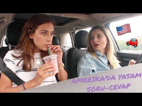 AMERIKA'DA YASAM SORU-CEVAP   AYLIK HARCAMA,GREENCARD,UNIVERSITE