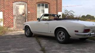 MediaPlattform24.de Oldtimer Video Fiat 124 Sport Spider