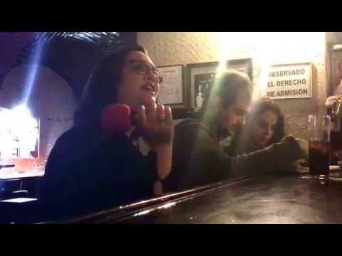 Karaoke Kantares Mérida 10/12-2016