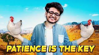 PATIENCE IS THE KEY || TEAM SOUL || PUBG MOBILE