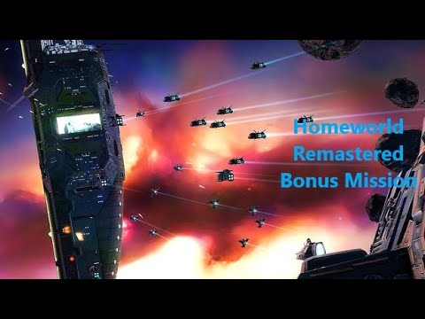 Homeworld Remastered Bonus Mission |