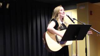 JULIETTE REILLY LIVE @ Southern New Hampshire University!