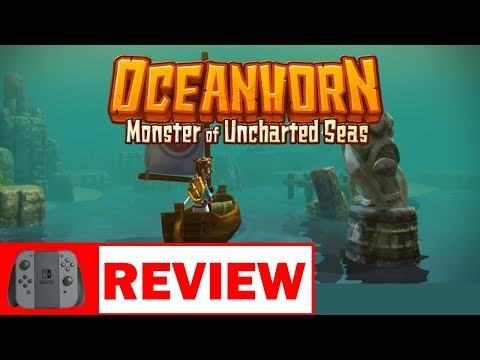 Oceanhorn Monster of Uncharted Seas Nintendo Switch Review! Should You Get it?!