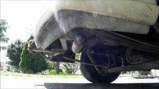 custom fart exhaust lol