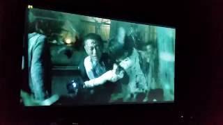 Gantz movie clip scene - The onion alien english subtitle
