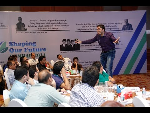 'Rise & Shine' with Sr Mgmt of Dr Reddy's Labs- Akash Gautam (Top Motivational Speaker in India)