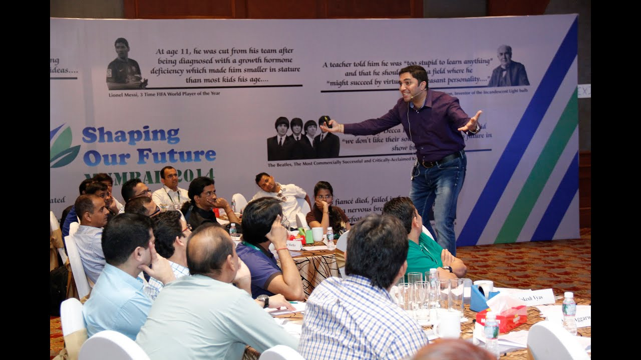 Top Motivational Speakers in India - Akash Gautam