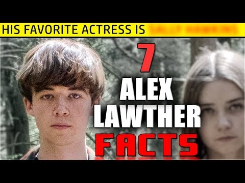 Alex Lawther Facts  NETFLIX The End of the *** World actor