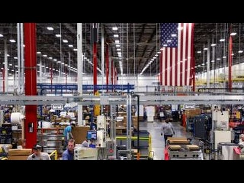 Candidates should not look to manufacturing for job growth?