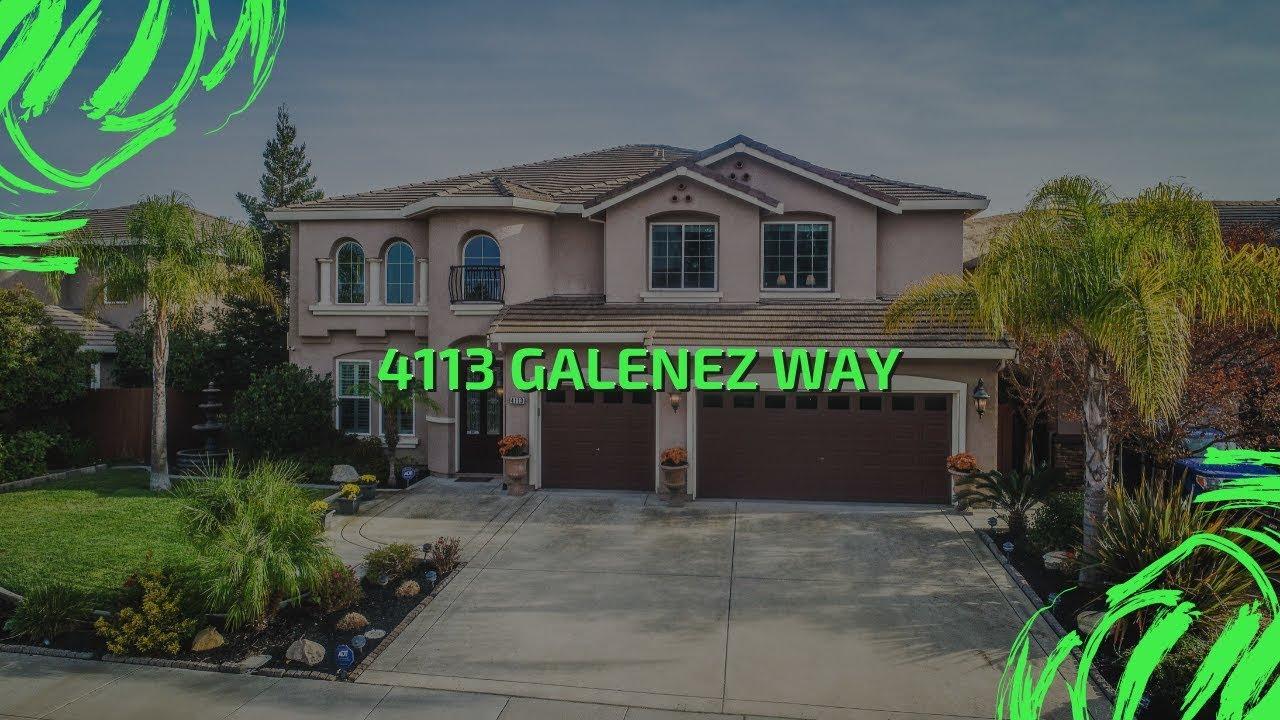 4113 Galenez Way Antioch, CA 94531