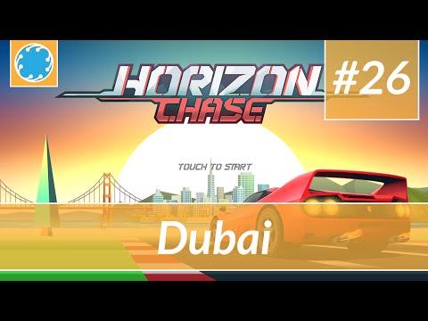 Let's Play: Horizon Chase on iOS - Dubai