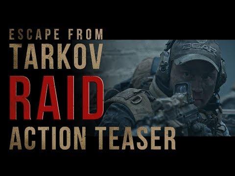 Escape from Tarkov. RAID -  Action Teaser