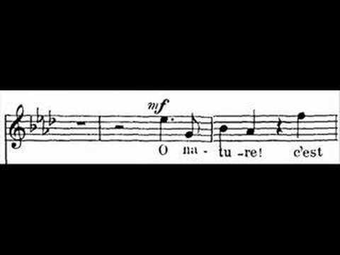 "Gounod: Faust ""Salut! Demeure chaste et pure"" - Di Stefano"