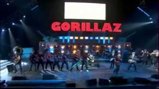 Gorillaz - Plastic Beach (Live @ La Musicale)