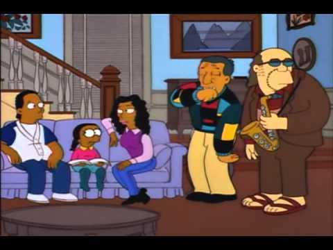 The Simpsons Bill Cosby.avi