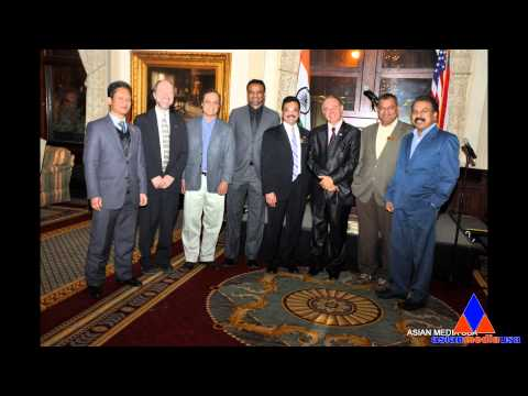 [Photo Video] - 02-27-2014 Chicago Welcomes Newly appointed Indian Ambassador to USA