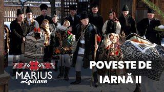 Marius Zgaianu - POVESTE DE IARNA, Partea 2 AJUNUL ANULUI NOU IN BUCOVINA