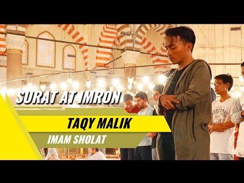 Taqy Malik Imami Masjid di Turkey   Surat Al Fatihah   Surat Al Imron 102  108