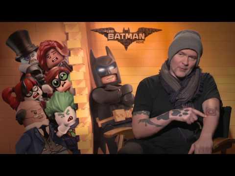 LEGO Batman Movie Director Interview - Chris McKay