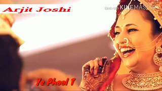 Best| Whatsapp Wedding  Status Video |Songs Collection By| Arjit Joshi | HD Whatsapp Status