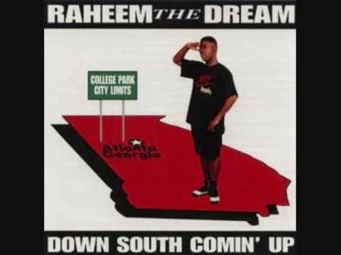 Raheem the Dream - Short Shorts Feat. MC Shy D (Atlanta Club Classic 1995)