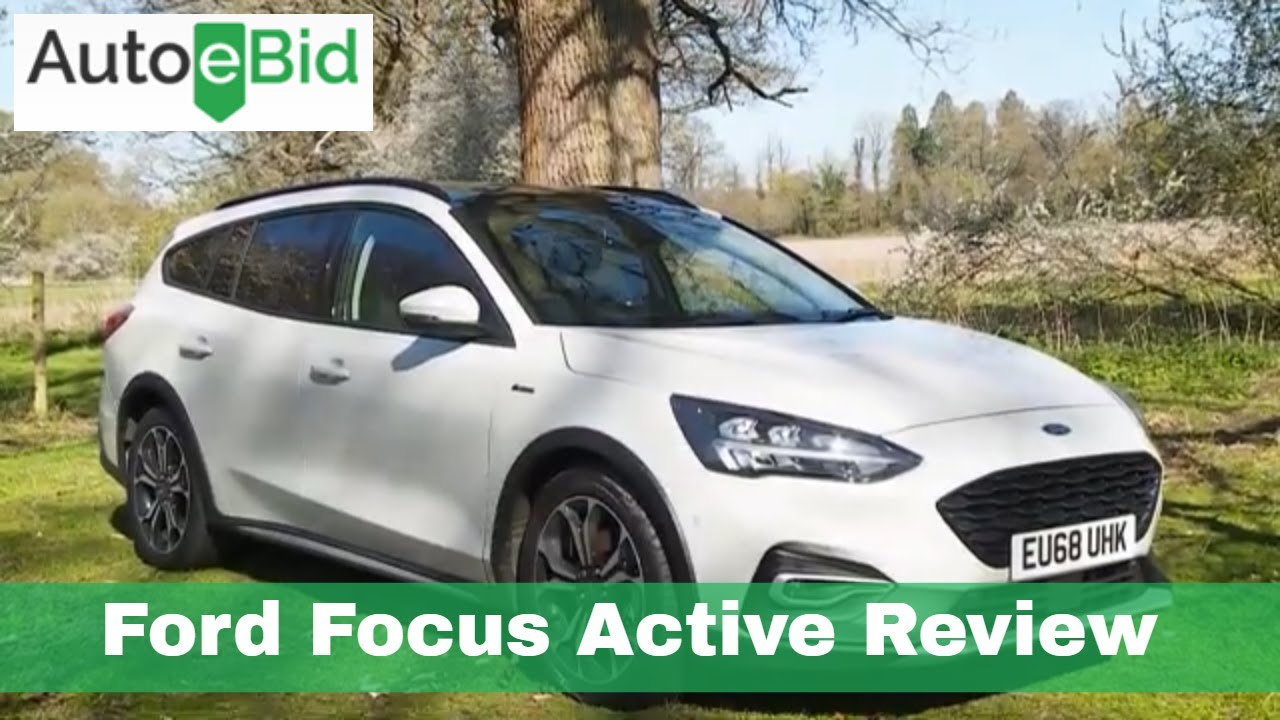 2019 Ford Focus Active Review Youtube