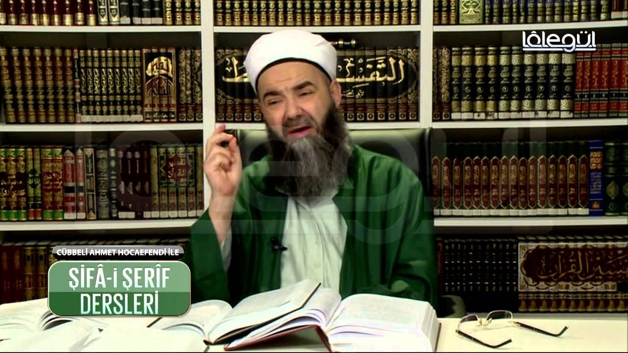Şifâ-i Şerîf Dersleri 9.Bölüm 08 Ocak 2016 Lâlegül TV