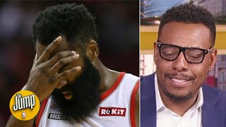 The Rockets are like a Harry Potter story - Paul Pierce   The Jump