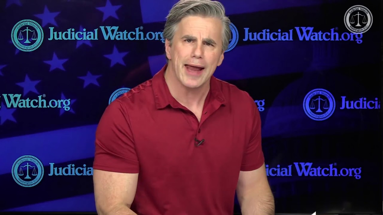 Dirty Voting Rolls Can Mean Dirty Elections -- Media Hates Judicial Watch For Simply Telling Truth!