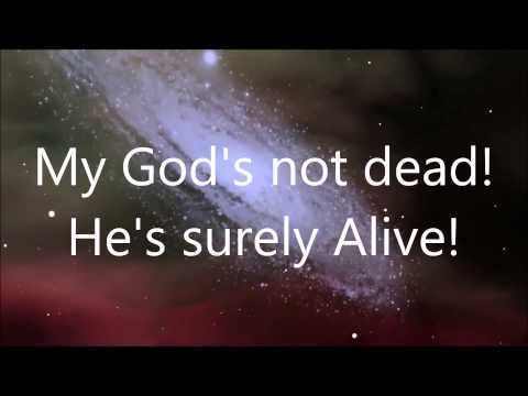 Newsboyds-God's Not Dead (Instrumental with Lyrics)