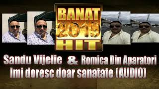 Sandu Vijelie & Romica Din Aparatori - Imi doresc doar sanatate 2019 (Oficial Audio)