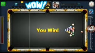 8 Ball Pool Freeze Trick  Glitch Trick Auto Win January 2017😭(Patched, Now)😭