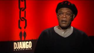 "Samuel L. Jackson: ""Try it!"" about the N-word."