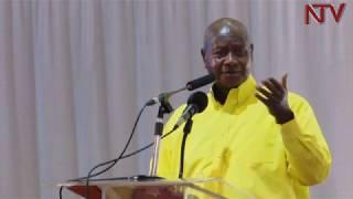 Museveni asisinkanye aba DP, JEEMA ne UPC