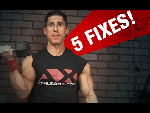 Get Big Biceps (AVOID THESE 5 MISTAKES!)