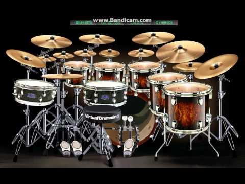 virtualdrumming.com - judika- judi cover drum