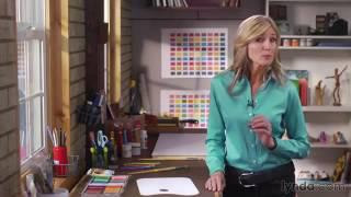 33 урока по теории цвета : Гармоничная цветовая палитра  #29