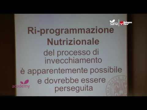 SANA ACADEMY 2016: Claudio Franceschi / Aurelia Santoro ricercatore Università di Bologna (3°)