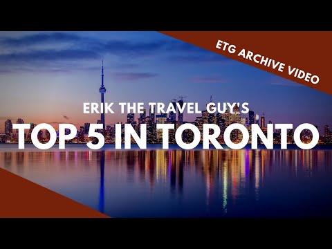 Toronto - Top 5 Things To Do by Erik Hastings