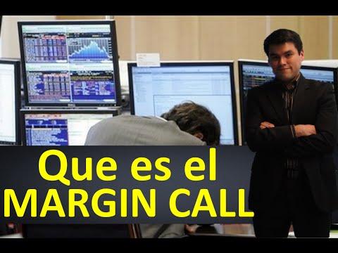 Como pierde dinero el 99% de los inversionistas (Margin Call).