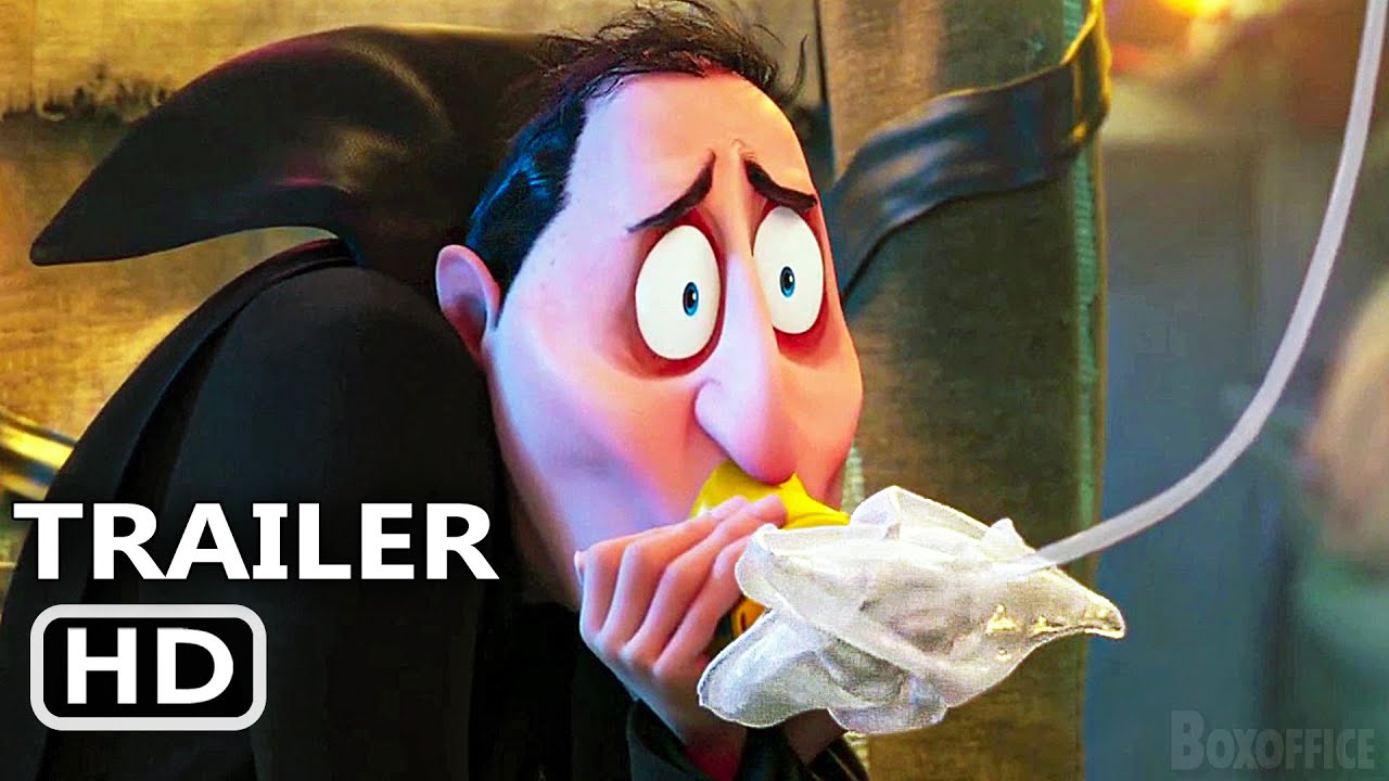 Download HOTEL TRANSYLVANIA 4 Trailer 2 (2021)