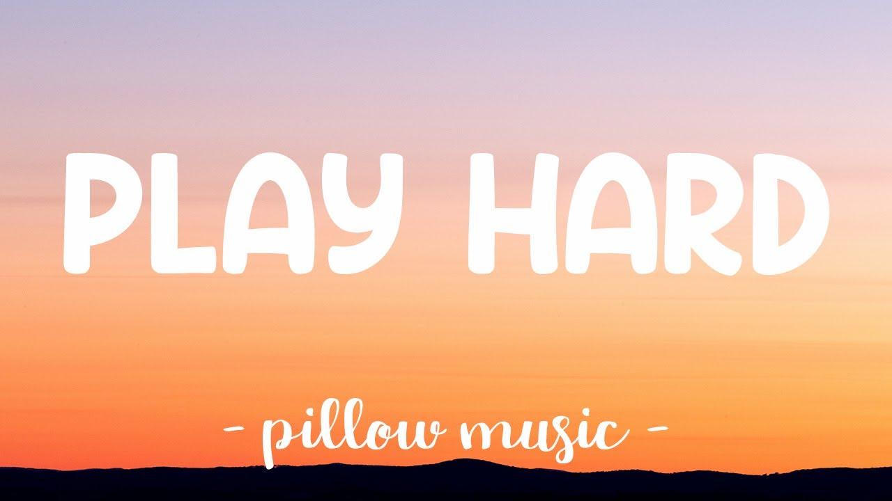 Download Play Hard - David Guetta (Feat. Ne-Yo & Akon) (Lyrics) 🎵
