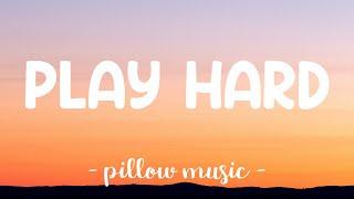 Play Hard - David Guetta (Feat. Ne-Yo & Akon) (Lyrics) 🎵