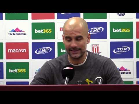 Guardiola: Fans would love to win PL title against rivals United