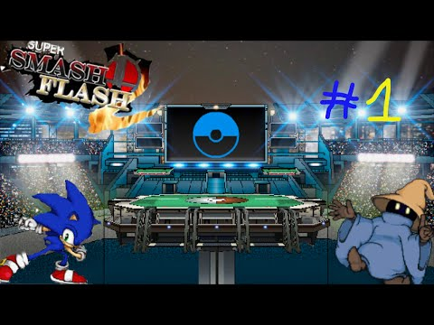 Super Smash Flash 2 v0.9b Online Mode match #1 - vs BraahnHammerfist