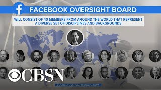 Facebook oversight board to rule on Trump's suspension